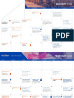 2020 eSeller Calendar