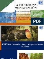EXTINCIÓN DE ESPECIES Y PERDIDA DE BIODIVERSIDAD EN EL PERÚ