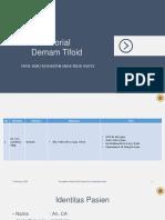 Tutorial demam tifoid wates fixed