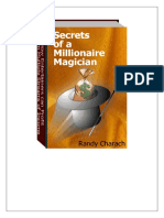 Randy Charach Secrets of a millonaire magician mentalism.pdf