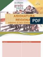 Encuadre Asignatura Regional