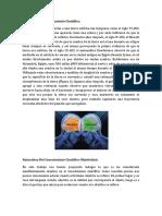Naturaleza Del Conocimiento Científico - 2020.docx