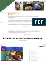 Recettes Minceur Cuisine Vapeur Papillotes