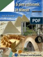 Moulage pierreMoulage de pierre architecturale