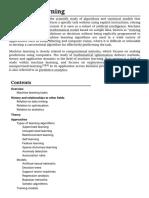 Machine learning - Wikipedia.pdf