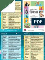 Port Stephens Seniors Festival 2020 Program