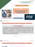 TASA DE INTERES ANTICIPADA VENCIDA Y REAL.pptx