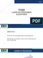 Diseño de Programas. Algoritmos.pdf