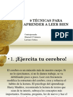 9 TÉCNICAS PARA APRENDER A LEER BIEN.pptx