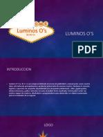 Luminos O's.pptx