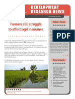 Agri-Insurance high cost