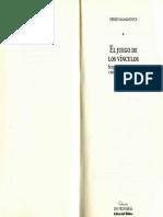 Najmanovich, el juego de los vínculos,cap 6-8