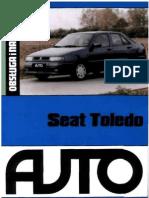 Seat Toledo I - Obsluga i Naprawa