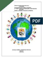 PROPUESTA DE TRABAJO PARA BÁSICA PRIMARIA, NAVIDAD