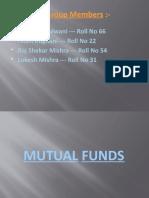SAPM Mutual Funds Final