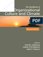 The Handbook of Organizational Culture and Climate by Neal M. Ashkanasy, Celeste P. M. Wilderom and Mark F. Peterson (Dec 1, 2010).pdf