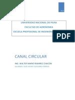 TRABAJO DE HIDRAULICA CANALES CIRCULARES.docx