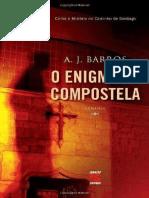 O Enigma de Compostela - A. J. Barros