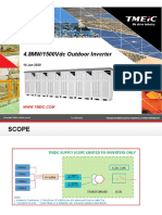 9.6MW UPCS Package