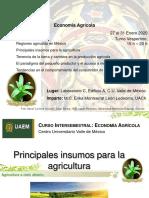 Intersemestral - Economía Agrícola 2 - FINAL.pptx