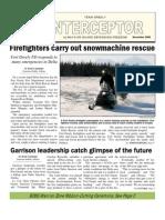 Ft. Greely Interceptor - November 2008