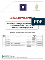 Marafeq's Design Guidelines For Connection To DCS_P10