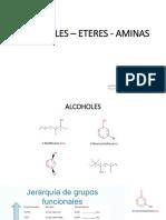 4 - Alcoholes - Eteres - Aminas.pdf