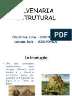 Alvenaria Estrutural 1