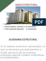 Alvenaria Estrutural 2