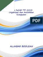 Materi 7 Orkom_Aljabar Boolean