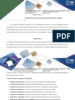 Anexo - Fase 1 - Analisis de Requisitos Programacion Orientada a Objetos