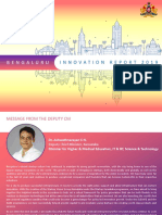 Banglore Innovation Report 2019