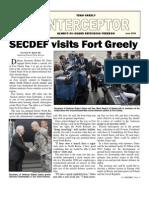 Ft. Greely Interceptor - June 2009