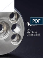 Fictiv CNC Machining Design Guide