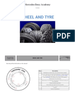 Wheel and Tyre Note