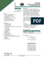 CPC1025N_Optocoupler