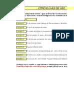 COLECCION  Billetes Argentinos  por numeracion de Roberto A. Bottero 2.xls