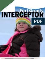 Ft. Greely Interceptor - January 2010