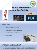 The Role of a Mathematics Student (SEMINAR100)_PPT.pptx