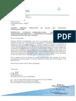 FORMATO DE OFICIO AMPLIACION DE PLAZO