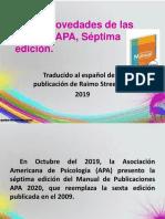 11. 17 novedades de las normas APA  septima edicion 2020.pptx
