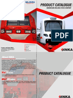Product Catalogue PT INKA (Persero) 2019