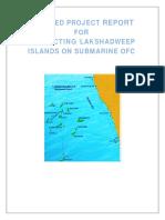 DPR Lakshadweep Submarine by TCIL.pdf