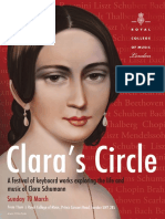 Clara's Circle Keyboard Festival Programme 2019 [web]