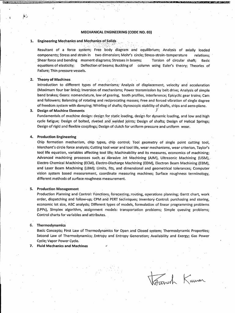 02 MECHANICAL ENGINEERING | Heat Transfer | Machines