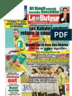 LE BUTEUR PDF du 03/12/2010