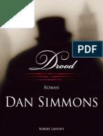 Drood - Simmons, Dan.epub