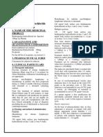 Bendamustine HCL-Power for Injection-SmPC-Taj Pharmaceuticals