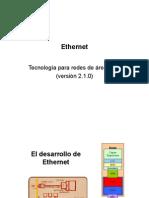Desarrollo Ethernet