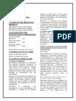 Bortezomib for Injection SmPC Taj Pharmaceuticals